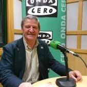 Luis Gutierrez Perrino Presidente de la Asociación de Amigos del Camino de Santiago de León 'Pulchra Leonina'