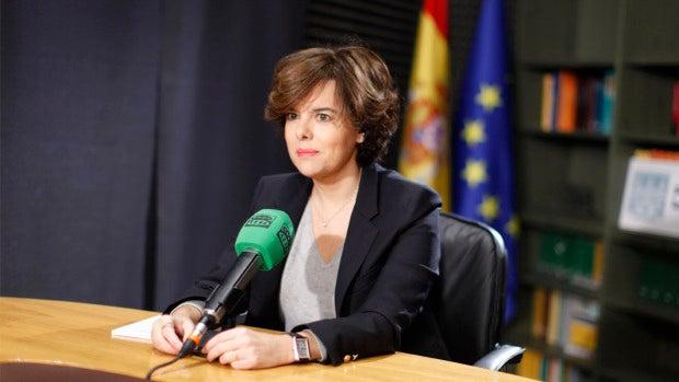 Herrera En La Onda   Entrevista Con Soraya Sáenz De Santamaría 31