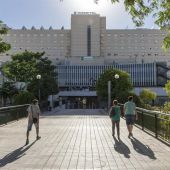 Vista general del Hospital Universitario de Valme en Sevilla