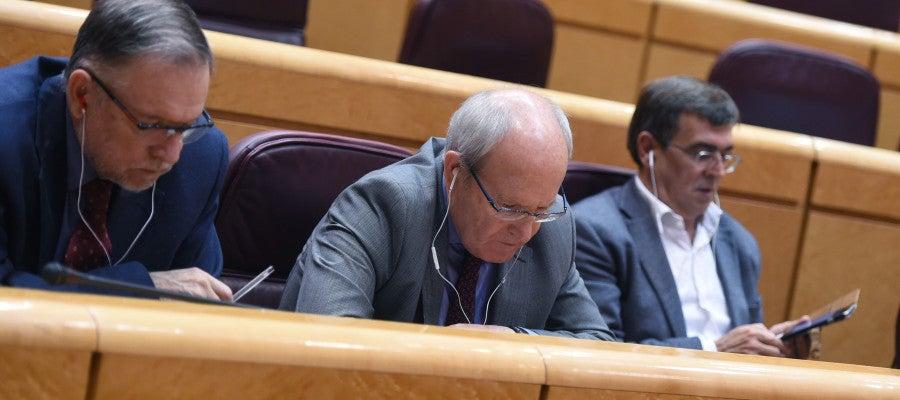 El senador del PSC José Montilla