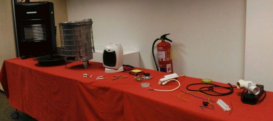 Algunos de los aparatos con mayor riesgo de provocar un incendio