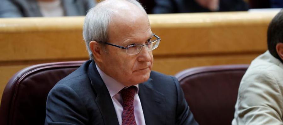 El expresidente de la Generalitat José Montilla (PSC)