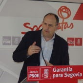 José Luis Aceves, secretario provincial del PSOE