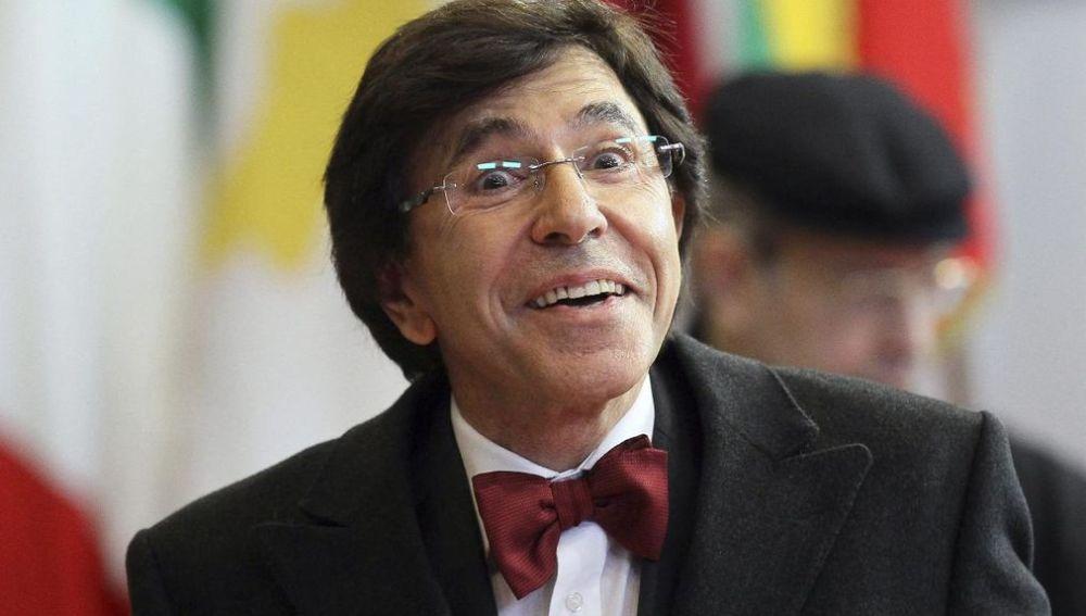 El exprimer ministro belga, Elio di Rupo