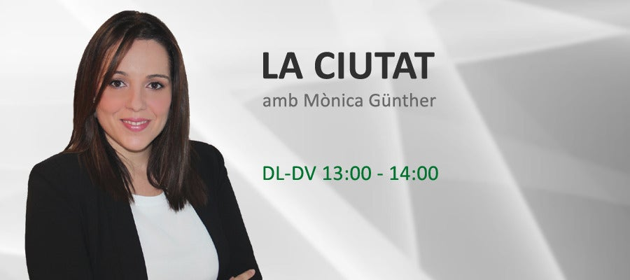 Mònica Günther a 'La Ciutat'