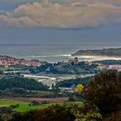 Jaime Torre González envía su paseo por Serdio con vistas a San Vicente