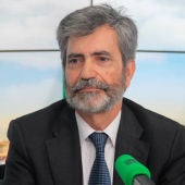 El presidente del Tribunal Supremo, Carlos Lesmes, en Onda Cero