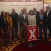 Presentación del X Campeonato Gijón de Pinchos