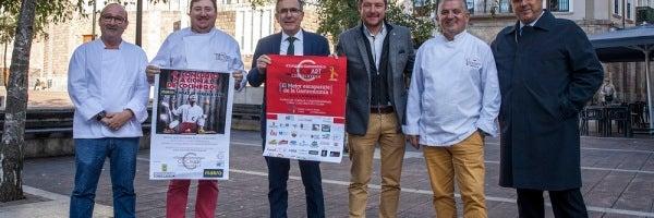 'Cocinart Torrelavega' reunirá en la ciudad a algunos de los mejores chefs de España
