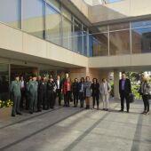 Miembros de la Comisión Interdisciplinar para la Prevención de la Violencia de Género del Ayuntamiento de Elche