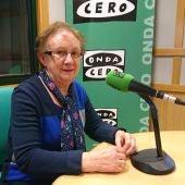 Mercedes Martínez del Teléfono de la Esperanza de León