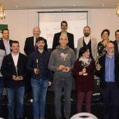 Premios Onda Cero Gipuzkoa 2017 ZORIONAK