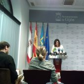 Rueda de prensa de la concejala Nuria Rodríguez