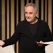 """El restaurante en la era digital """"Ferran Adriá"""""""