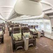 Imagen del  Airbus A340-300 VIP