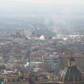 Contaminación en Granada