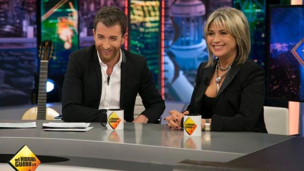 La tele con Monegal: 4.1 millones de espectadores vieron a Julia Otero en 'El Hormiguero'