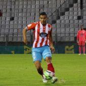 Josete Malagón, ex del Elche CF y actualmente en el CD Lugo.