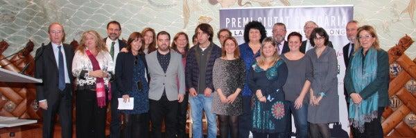Premi Ciutat Solidària 2017