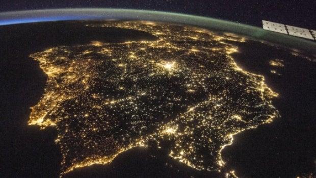 La contaminacion luminica aumenta mas de un 2 al ano