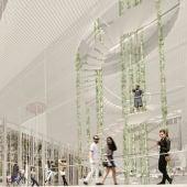Proyecto Málaga All Space para el Astoria