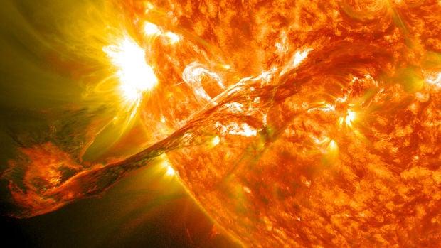 """María Jesús  Martínez: """"El polo norte del Sol no estaba bien localizado, lo que ha cambiado la teoría de las estrellas"""""""