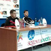 Diego Gacimartín, entrenador del Segovia Futsal