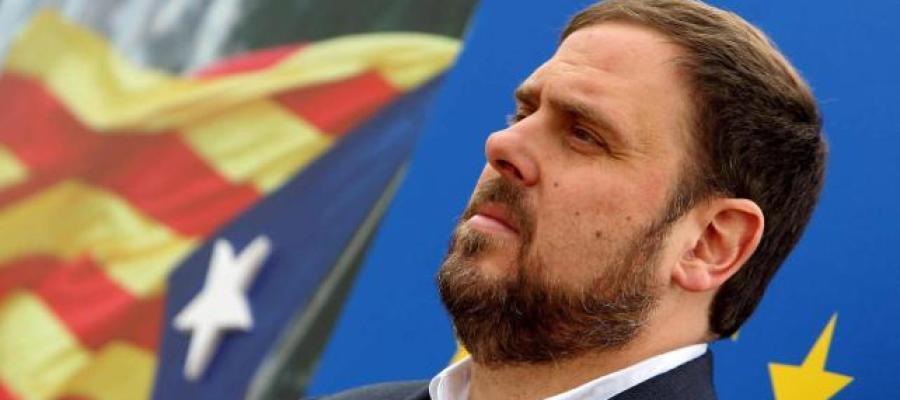 El presidente de ERC, Oriol Junqueras, en una imagen de archivo