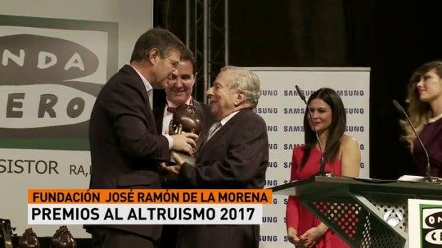 La Fundación José Ramón de la Morena entrega los galardones de la V Edición de los Premios Al Altruismo