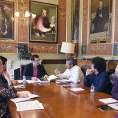 Reunión de la Comisión para la Recuperación de la Memoria Histórica de C.Real