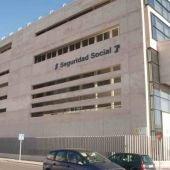 Edificio de la Seguridad Social en Ciudad Real