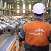 Planta de Arcelor en Asturias