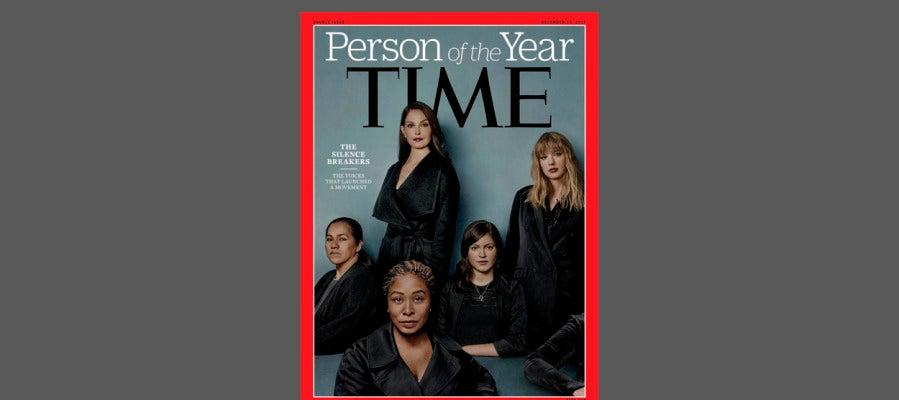 La portada de la revista 'Time'