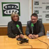 Julia Otero y Xavier Domènech