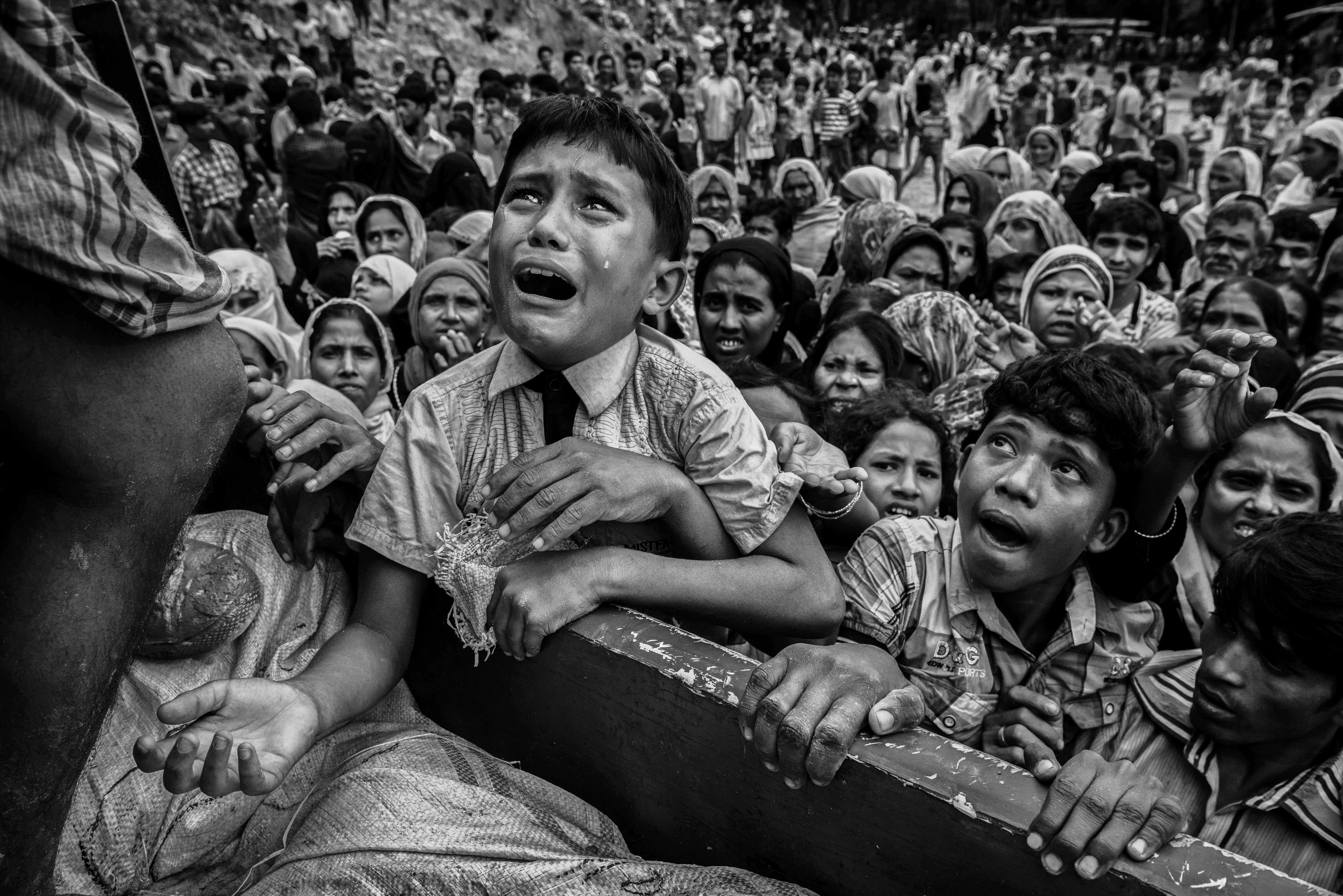 Desde la clandestinidad: Rohinga, vivir sin país