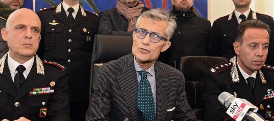 El asesino de Teruel comparece este domingo por las causas abiertas en Italia