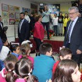 Angel Felpeto, Consejero de Educación