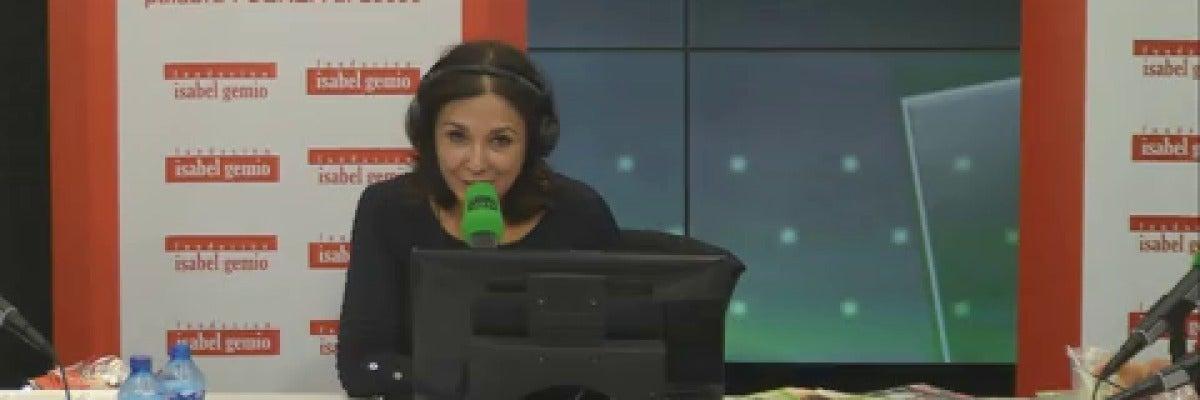 "La emotiva despedida de Isabel Gemio de Onda Cero: ""Gracias por acompañarme en este viaje"""
