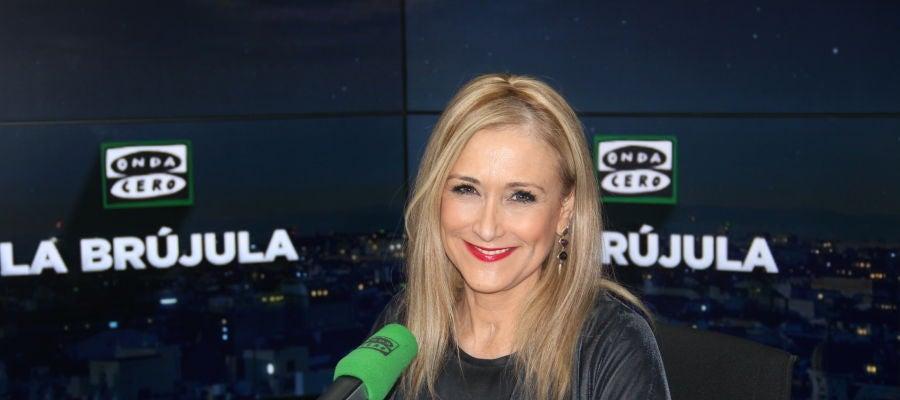 Cristina Cifuentes en La Brújula