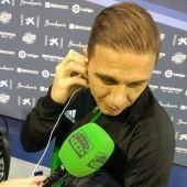 El centrocampista del Betis, Joaquín Sánchez.