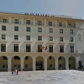 Audiencia Provincial Alicante.