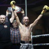 Carlos Coello, campeón del mundo de Muay Thai.