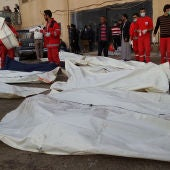 Varios cadáveres en Al Raqa