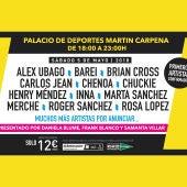 El Festival Solidario con Brian Cross y Europa FM