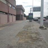Detalle de la calle Magraner