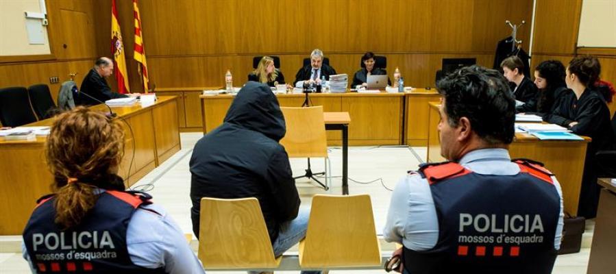La Audiencia de Barcelona juzga al supuesto violador del Eixample, Francisco Javier Corbacho