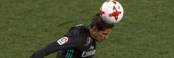 """Varane: """"Hemos jugado peor que ante el Villarreral pero hemos ganado"""""""