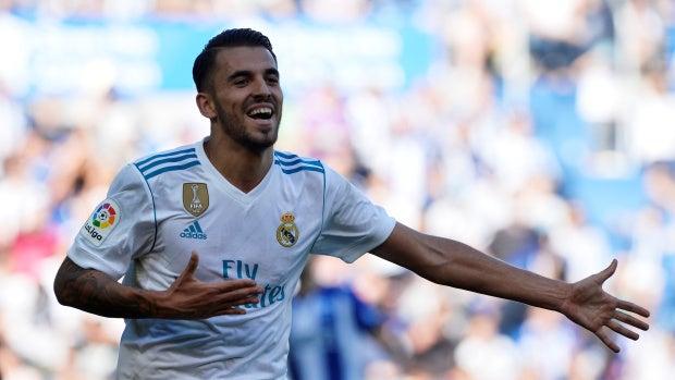 """Dani Ceballos: """"Después de un año sin jugar es difícil coger confianza, pero estoy muy contento por el partido de hoy"""""""