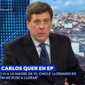 """Juan Carlos Quer: """"Cuando vi a la madre de 'El chicle' llorando en televisión me puse a llorar"""""""