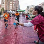 El Patronato de deportes acoge una charla informativa sobre nutrición deportiva con motivo de la celebración del VIII Marató BP Castelló.